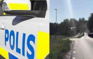 Stockholm'de zincirleme kaza 8 kişi hastanelik...