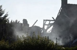 Almanya'da patlama: Ölüler var!