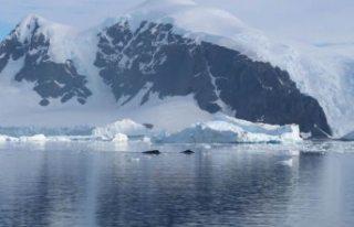 Dünyadaki yeni soğuk rekoru -62.2 derece
