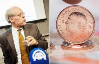 Ekonomistler, İsveç kronunda büyük risk var
