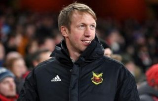 Galatasaray'ı eleyen Graham Potter Östersunds'tan...