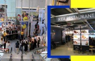 IKEA tarihi karar alarak yasakladı