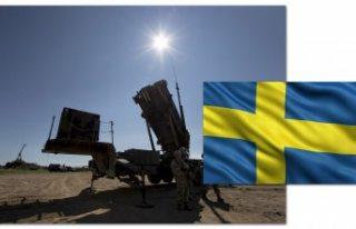 İsveç, 1.13 milyar dolara Patriot alıyor
