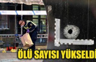 Malmö saldırısında ölü sayısı yükseldi