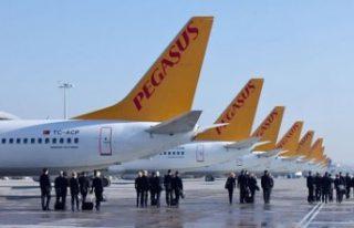 Pegasus'tan yeni ortak uçuş anlaşması