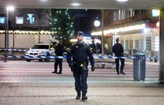 Rinkeby'de kavga bir kişi yaralandı