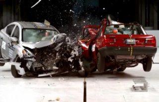 Trafik kazalarında dünyanın en az insanının öldüğü...