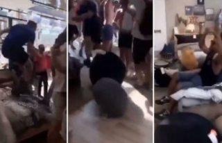 İngilizler, IKEA Mağazasına saldırdı