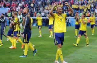 İsveç kaptanı çeyrek final için kızının doğumunu...