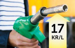 İsveç'te benzin ve motorine zam yapıldı