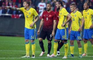 İsveç-Türkiye milli maçının bilet satışları...