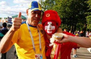 İsveç ve İsviçre arasındaki farkı öğrendik...