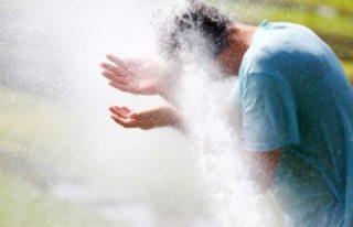 Sıcak hava dalgası Avrupa'yı kavuruyor