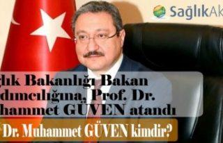Türkiye'nin sağlığı Kulu'ya emanet