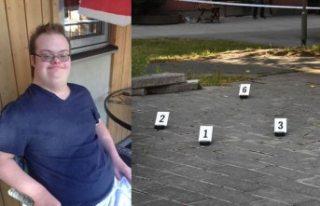 İsveç Polisi Down Sendromlu gence kurşun yağdırmış!