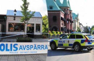 İsveç'te bir restoranda patlama meydana geldi