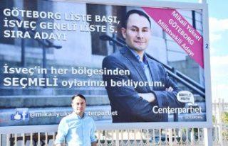 İsveç'te Türk kökenli politikacıya yönelik...
