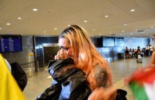 İsveçli aktivist gözyaşları içinde İsrail zulmünü...