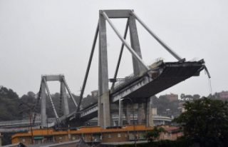 İtalya şokta! Otoyol köprüsü çöktü çok sayıda...