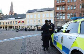 Malmö'de gece kulübüne silahlı saldırı