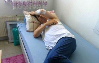 Türk taksiciye ırkçı saldırı!