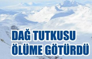 İsveç'te bir kadın donarak öldü