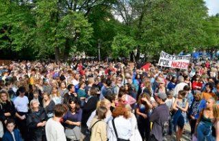 İsveç'te ırkçılık ve ayrımcılığa karşı...