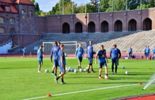 İsveç, Türkiye maçına hazırlanıyor