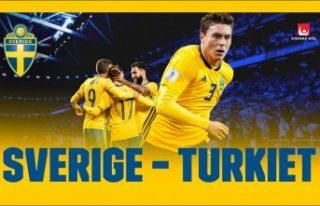 İsveç- Türkiye maçına şimdilik ilgi az