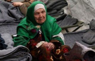 İsveç'te 107 yaşındaki sığınmacı sınır...