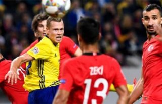 Türkiye-İsveç Maçının Biletleri Satışta