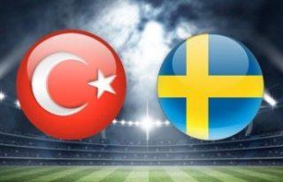 Uluslar Ligi'nde İsveç'i ağırlıyoruz!