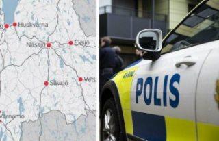 İsveç'te gece bir araca kurşun yağdıran...
