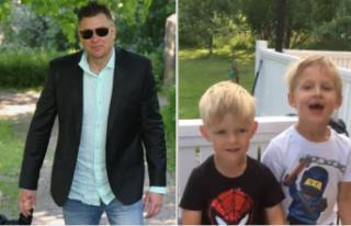 İsveç şokta, iki çocuğunu öldüren baba canlı...