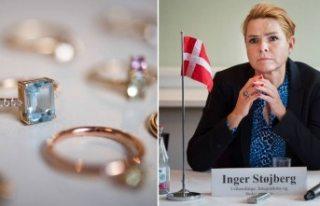 Sığınmacıların paralarına el koyan Danimarka...