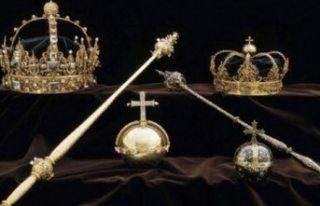 İsveç Kraliyet Ailesi'nin tacını çalan hırsıza...