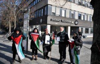 İsveç'li aktivistler İsrail'de yapılacak...