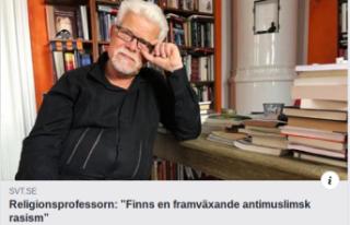 """""""İsveç'te Müslümanlara karşı ırkçılık..."""