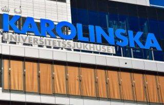 Karolinska Üniversite Hastanesi 400 çalışanını...