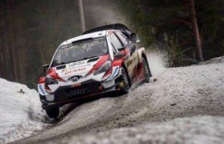 Toyota İsveç Rallisi'ni Kazanarak Şampiyonada...