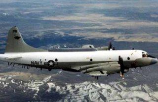 ABD ve İsveç savaş uçakları keşif uçuşu yaptı!