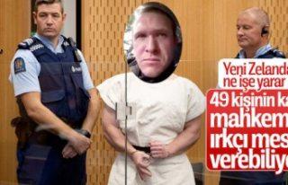 Bu nasıl mahkeme terörist hala mesaj verebiliyor