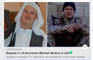 DAEŞ üyesi İsveçli öldürüldü