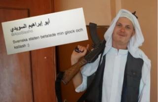 DAEŞ üyesi İsveçli tutuklandı