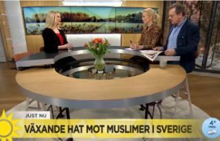 İsveç'te Müslümanlara karşı tehdit ve nefret...