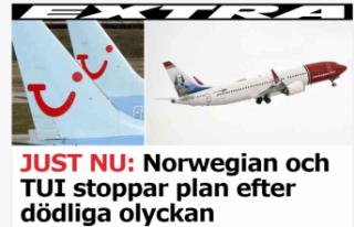Norwegian, 'Tabut uçakların' uçuşunu...