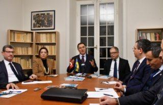 """""""Ombudsmanlık İsveç'e bizim kültürümüzden..."""