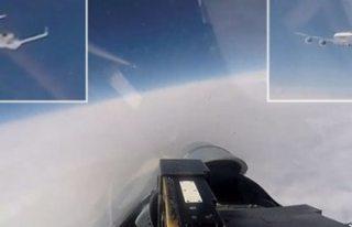 Rusya'dan ABD ve İsveç savaş uçaklarına...