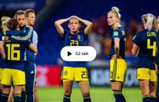 İsveç üzüldü