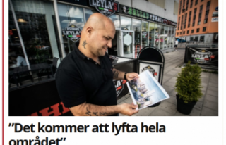 Flemingsberg, Stockholm'ün en cazibeli semti...
